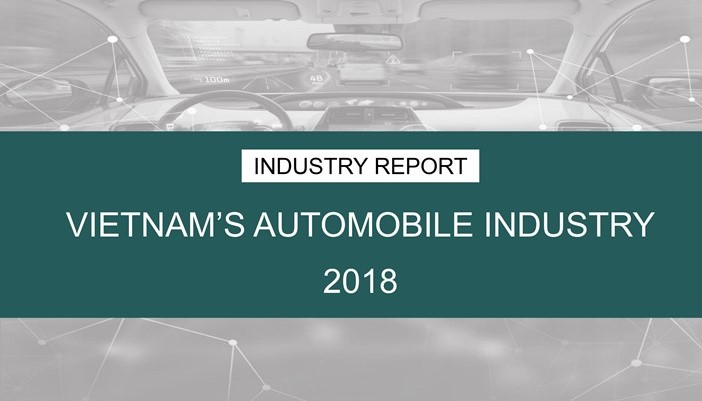 Vietnam Automobile Industry Report 2018