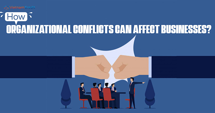How organizational conflicts can affect businesses?